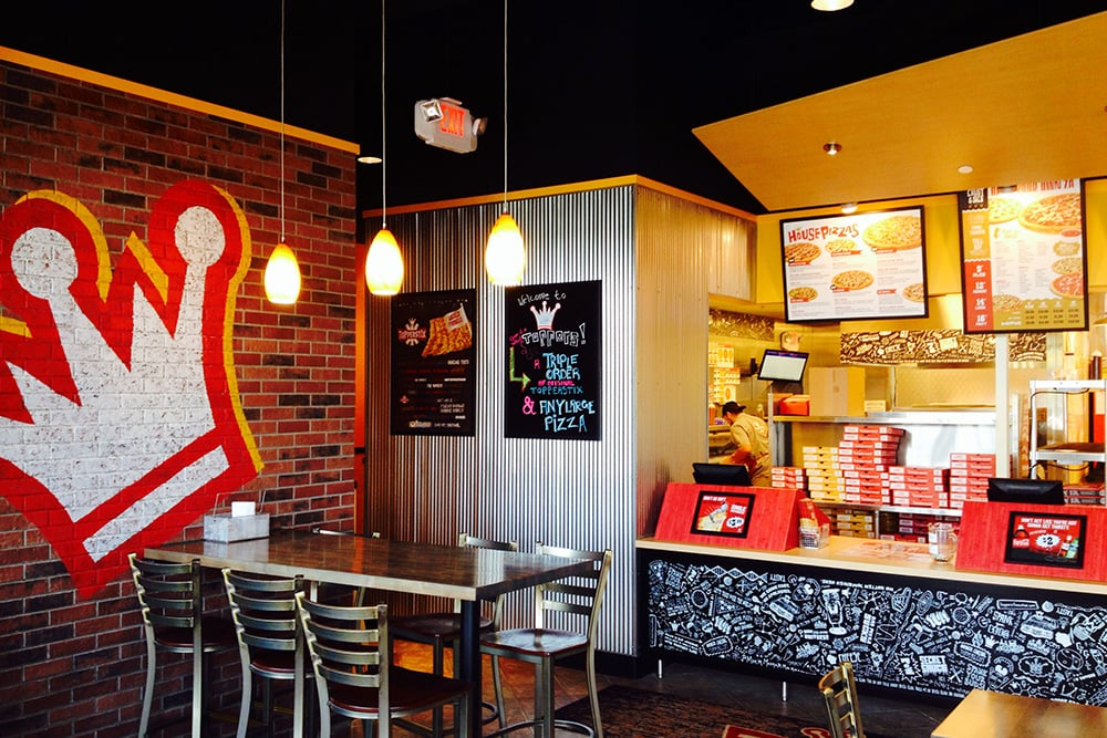 NOW OPEN!! - Toppers Pizza Officially announced the opening of their newest restaurant location in Plymouth, MN.