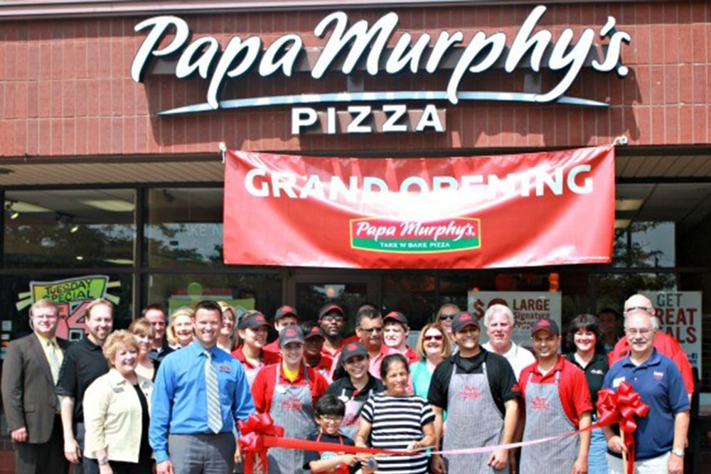 NOW OPEN!! - Papa Murphy's Take 'N' Bake Pizza is proud to announce the opening of their newest location in Swansea, IL.