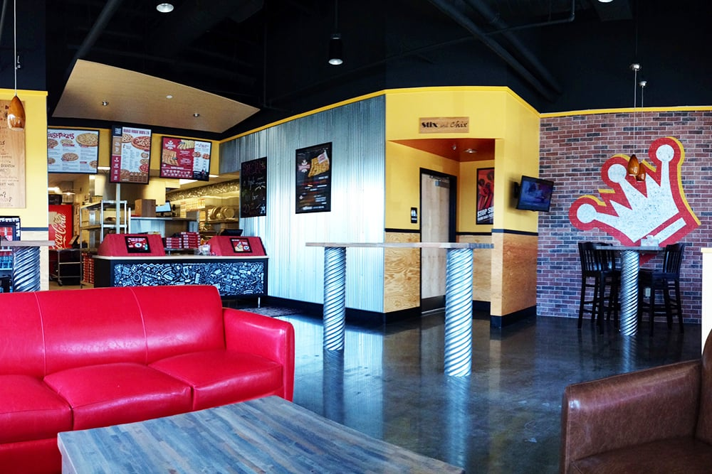 NOW OPEN!! - Toppers Pizza Officially announced the opening of their newest restaurant location in Minnetonka, Minnesota.
