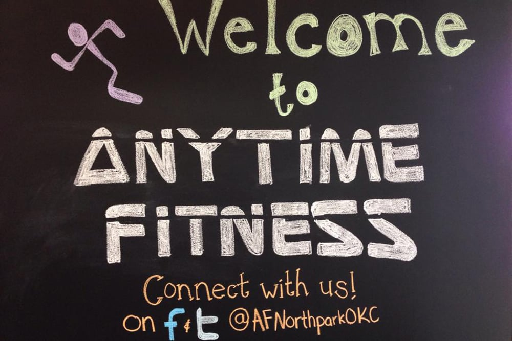 Anytime Fitness - Oklahoma City, OK2
