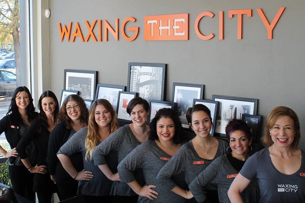 Waxing the City - Harahan, LA2