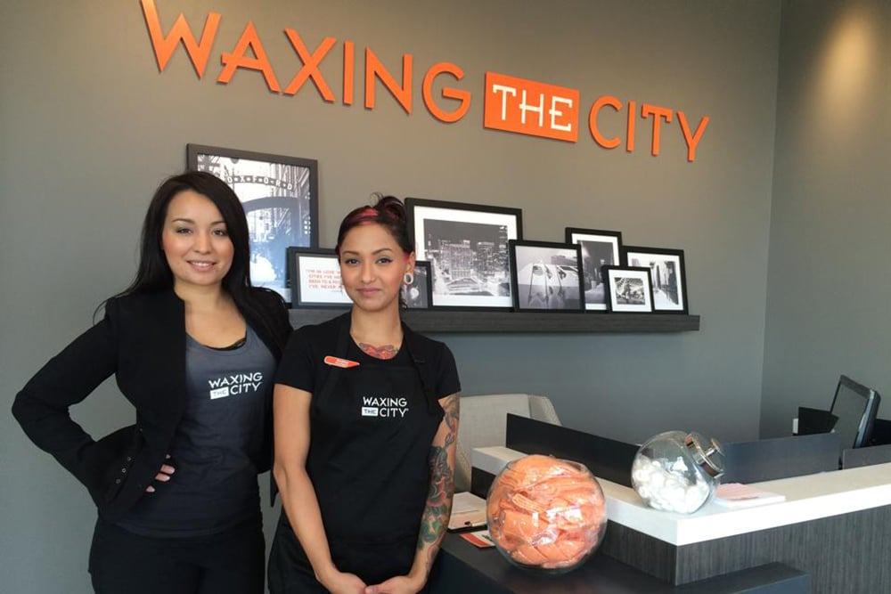 Waxing the City - San Antonio, TX2