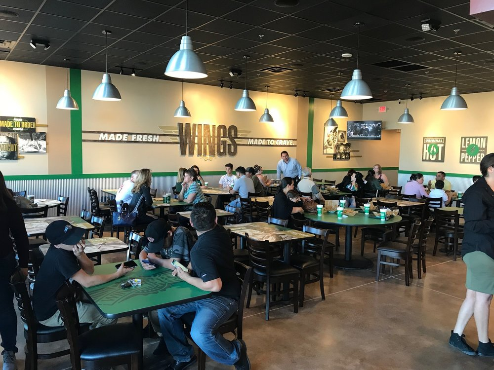NOW OPEN!! - Wingstop has officially announced the opening of their newest restaurant location in Albuquerque, NM