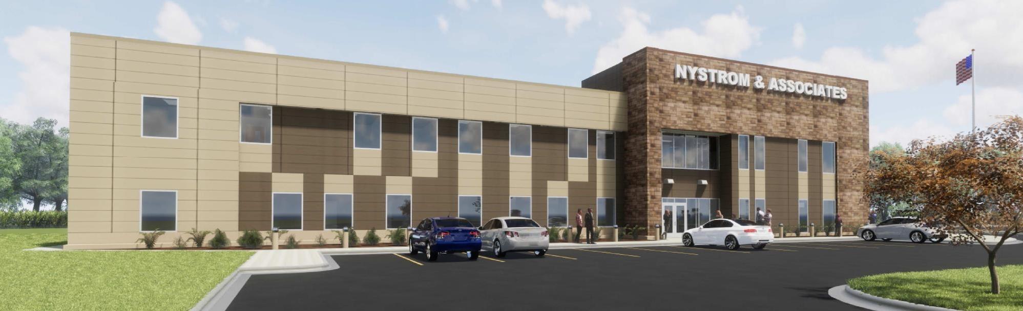 Wilkus Architects Press Release Nystrom Associates Ltd To