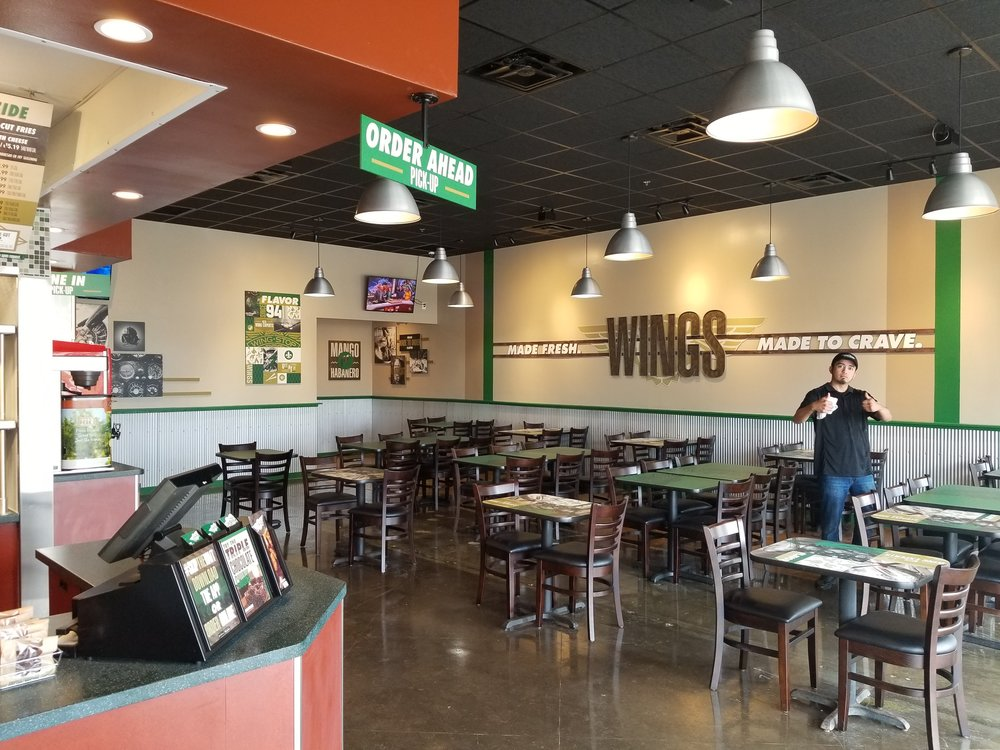NOW OPEN!! - Wingstop has officially announced the opening of their newest restaurant location in Waxahachie, TX
