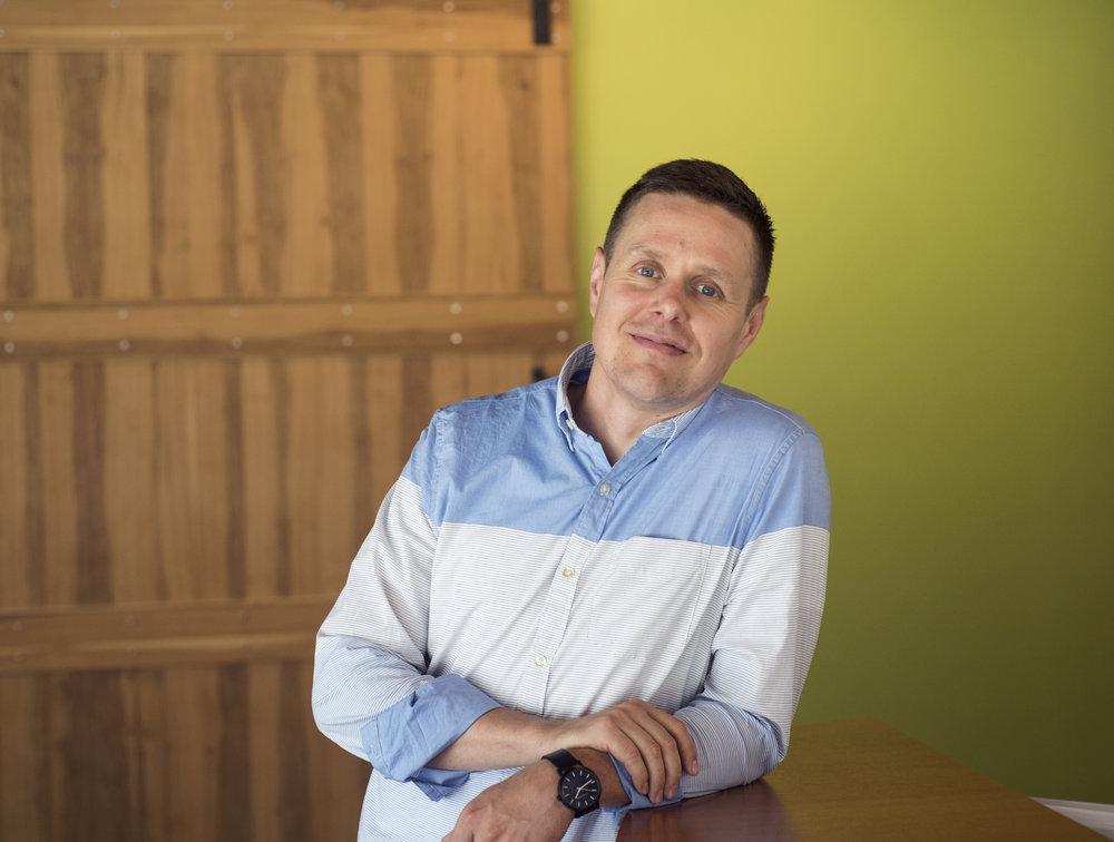 Leif Hanson | Site Survey Specialist