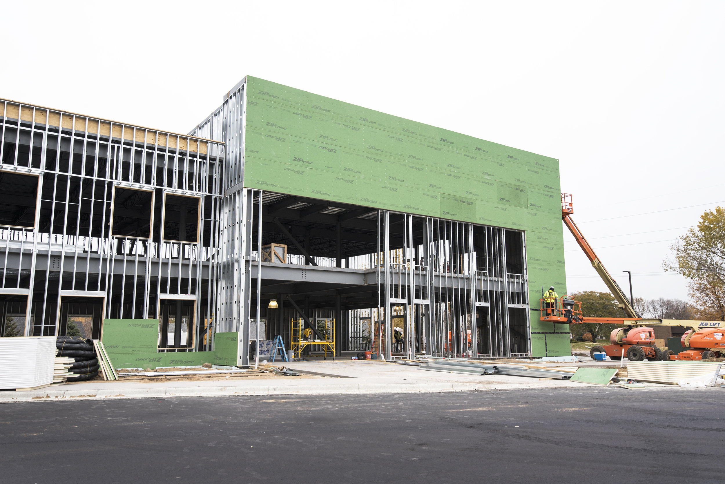 Wilkus Architects Nystrom Associates Ltd Coon Rapids Mn