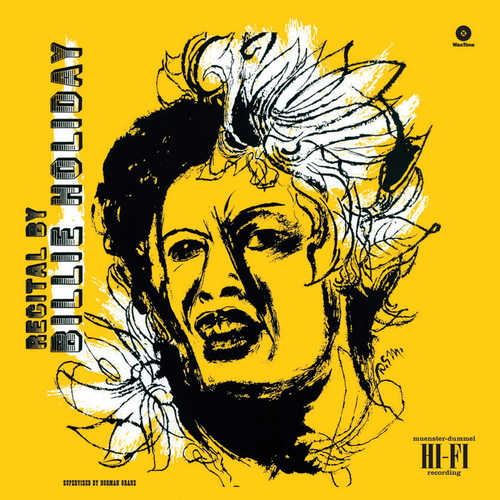 """Recita - By Billie Holiday, 1956Billie Holiday has a smooth, beautiful voice. This album combines her voice with her incredible music blend to create one of the best jazz albums ever written. She would often improvise her words and melodies mid-recording. I feel that """"Autumn in New York"""" is one of the most beautiful songs ever written."""