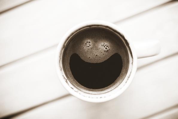 Ta' en kop kaffe og nyd livet...