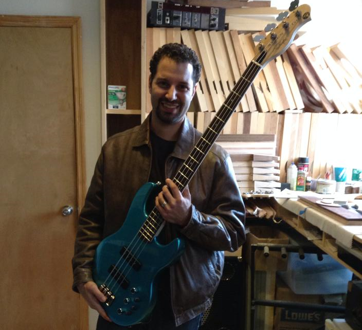 Artist  Sammy Sanfillipo                      Bass   4 String Constellation Jazz