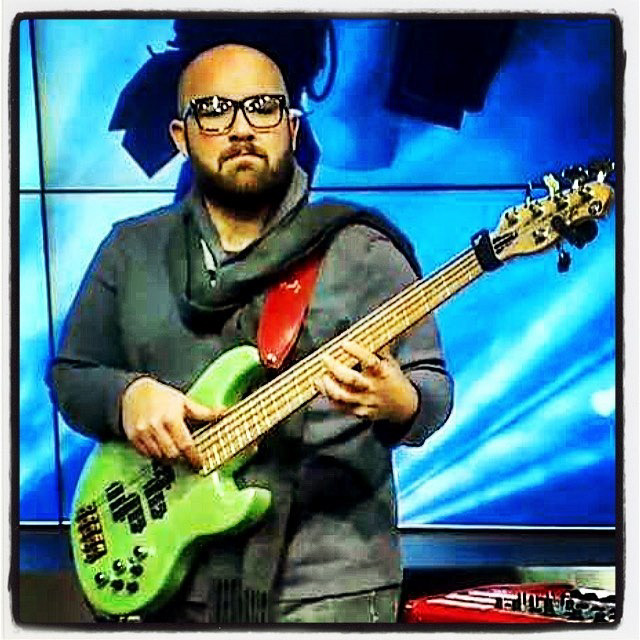 Artist   Abo Gumroyan                             Bass   5 String Constellation DP