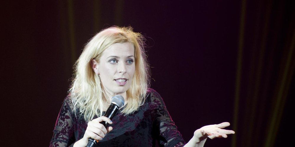 Numerous celebrities support the campaign, such as Sara Pascoe.