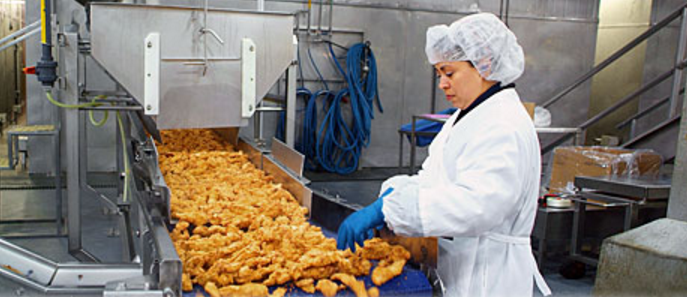 Tyson Foods are one of the largest meat producers in the world