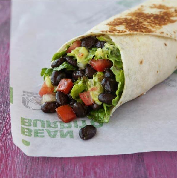 Tyson Foods' main buyers are already moving into plant-based options. Taco Bell reports that its bean burrito is the 2nd highest selling item on its menu.