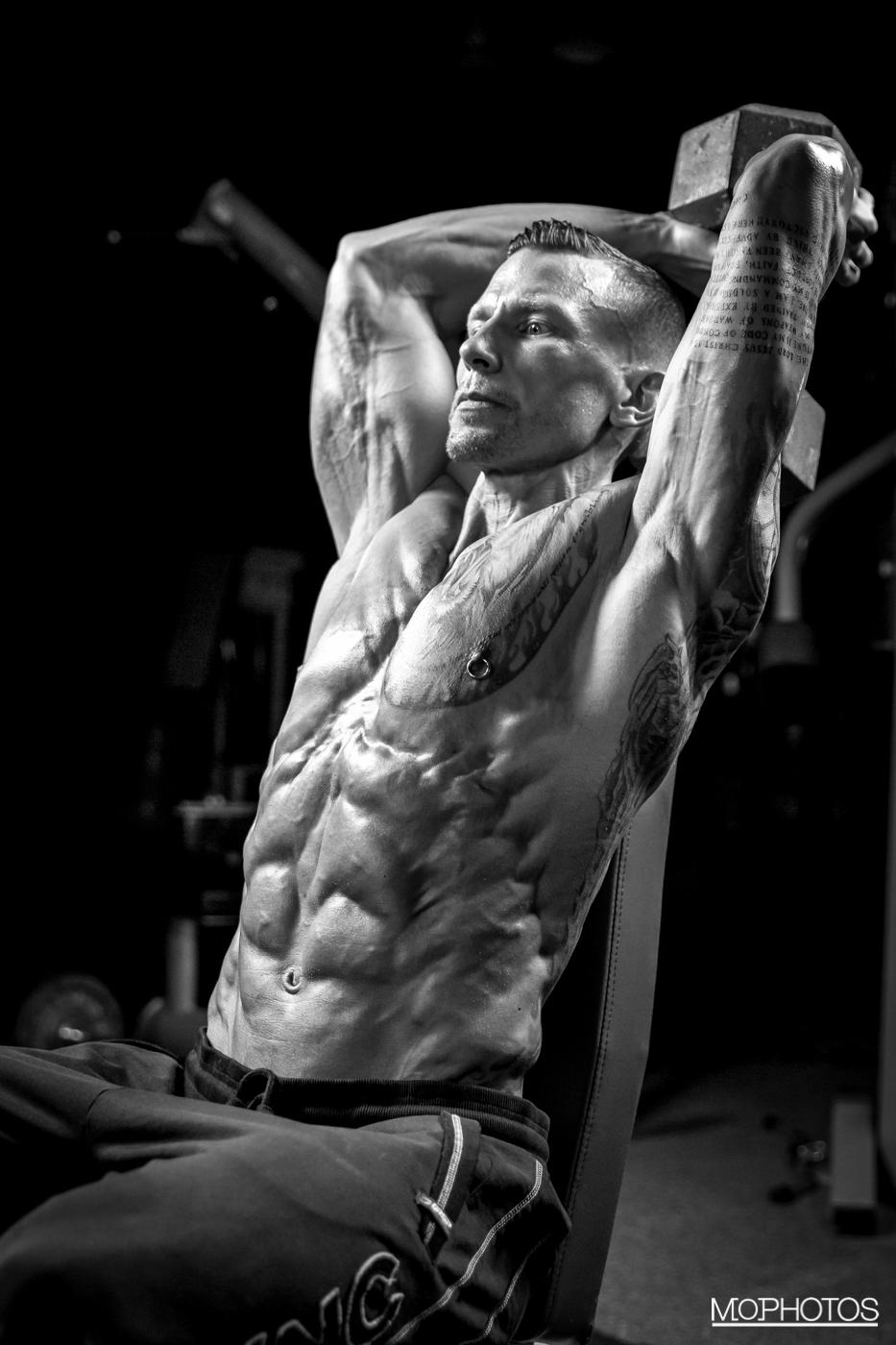 Chad Battleground Fitness