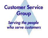 Providing ready-to-use tools for customer service training and frontline motivation -