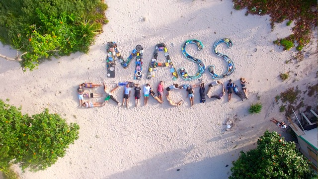 Mass Extinction, Humans and plastic, 2015