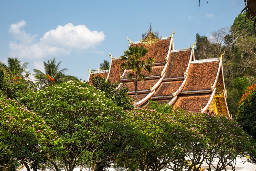 Haw Kham, Luang Prabang, Lao