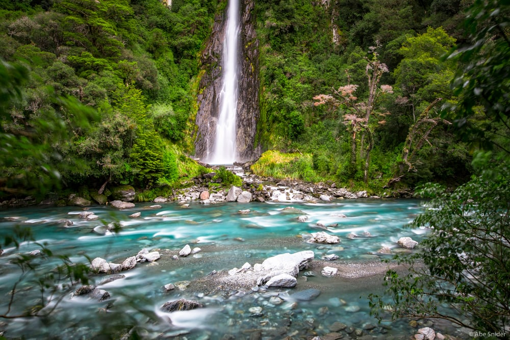 Thunder Creek Falls #2