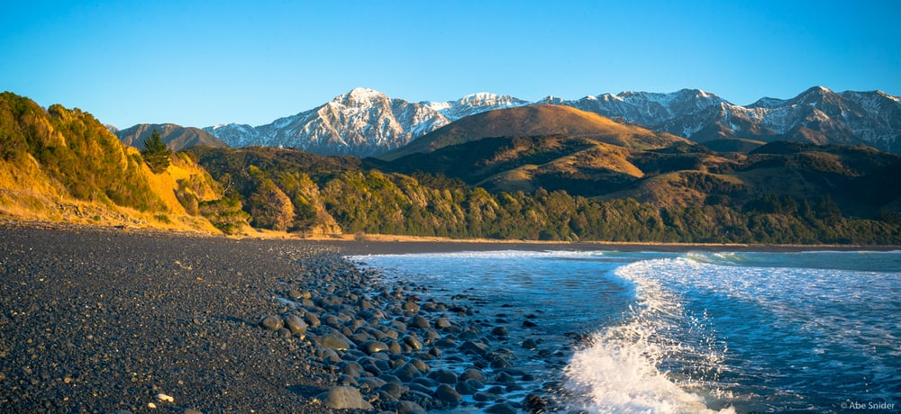 East Coast, New Zealand
