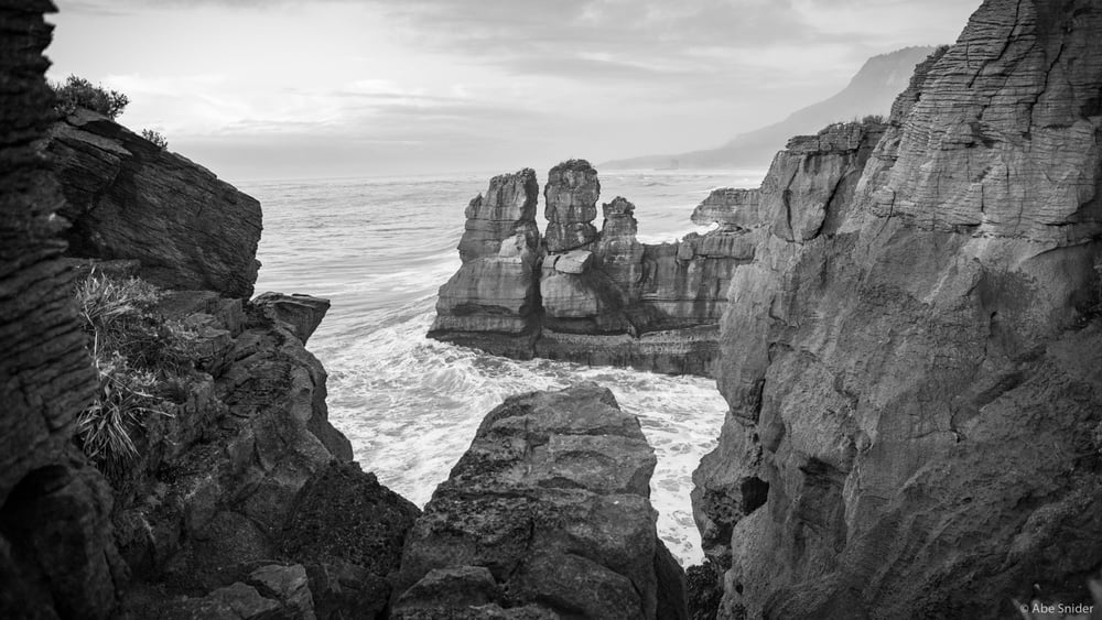 Punakaiki Pinnacles