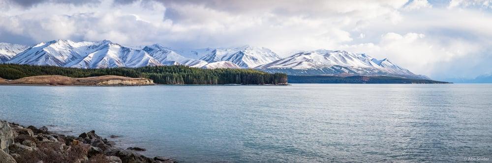 Lake Rimutaka, New Zealand