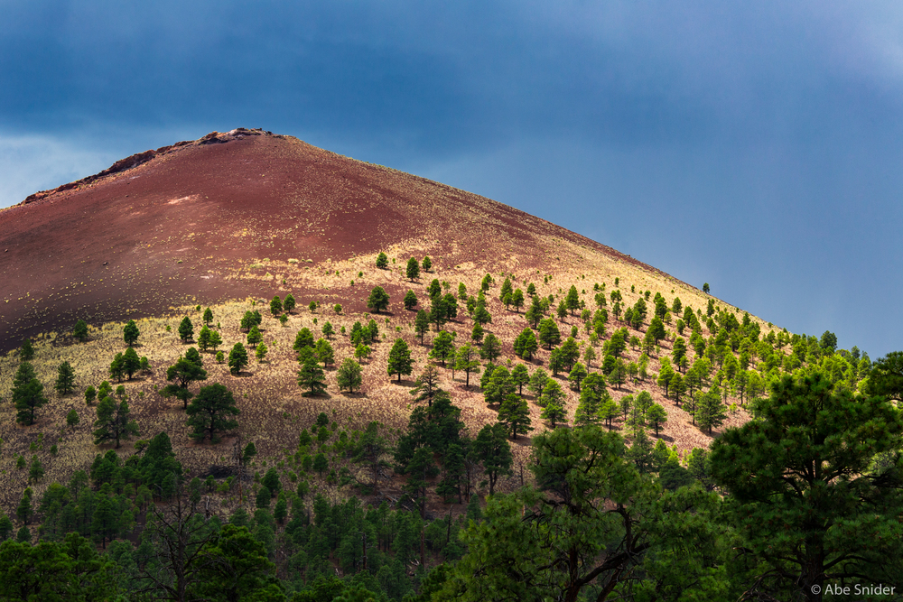 Sunset Crater - Summer