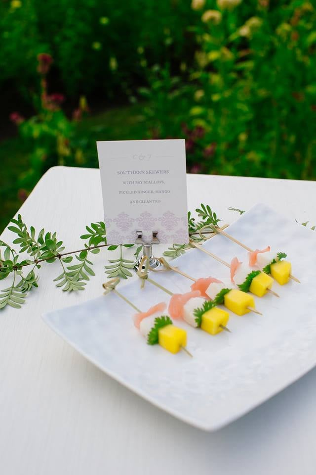 Scallop and Mango Skewers Tuckahoe Plantation.jpg