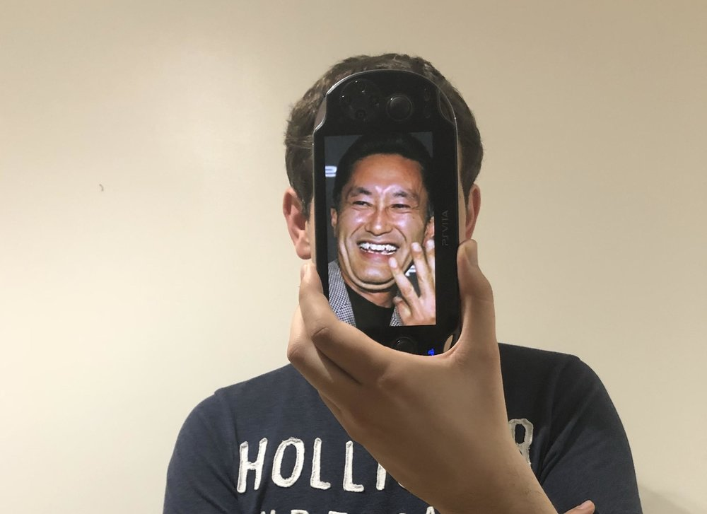 Meet Mark Doherty, the man behind the Fake Kaz Hirai Twitter account