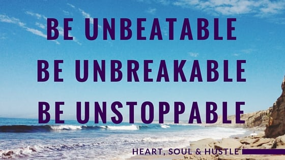 Be Unbeatable