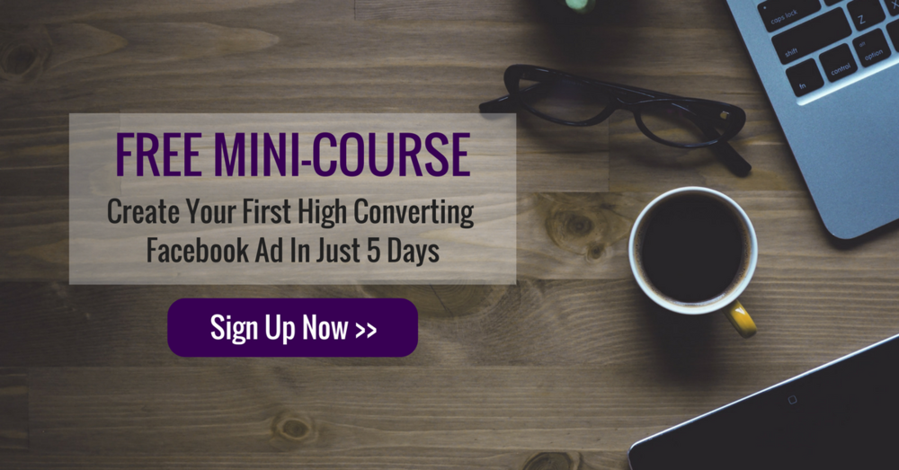 Facebook Ad Mini Course