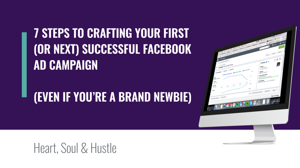 FREE TRAINING - Sign Up Now to Learn How To Run Successful Facebook Advertising Campaigns!