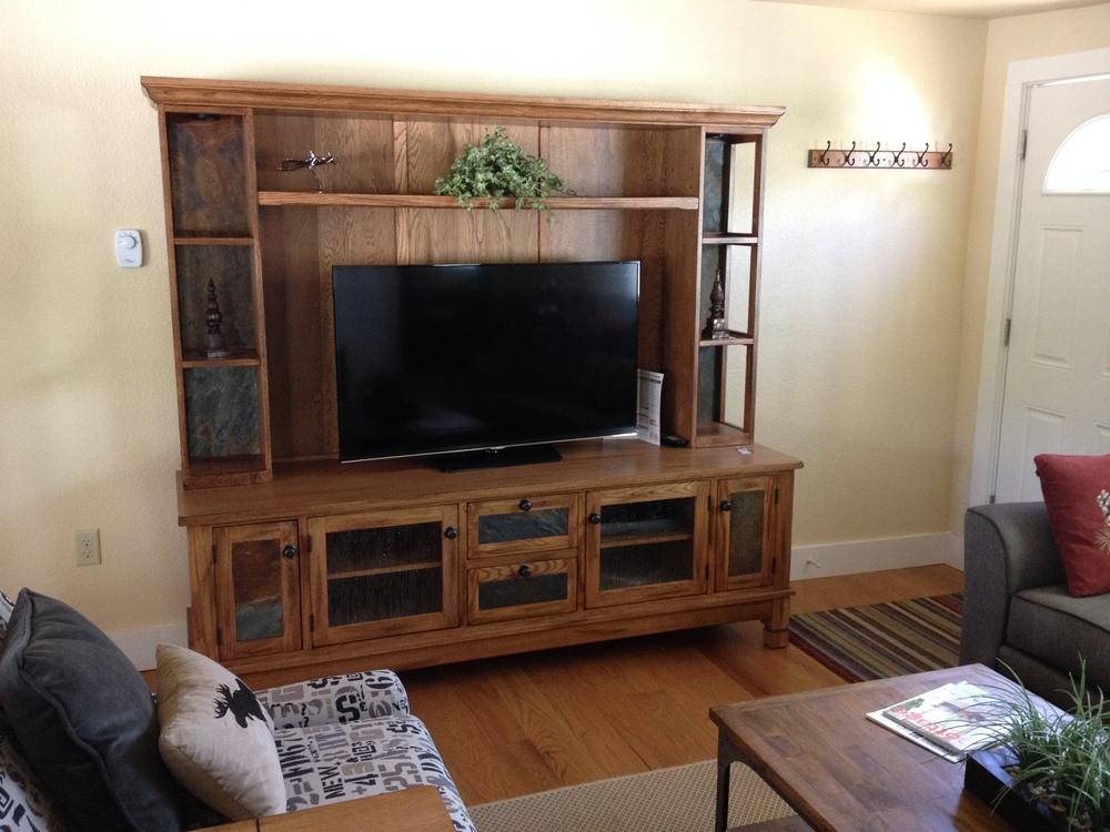 Virginia House - Living Area