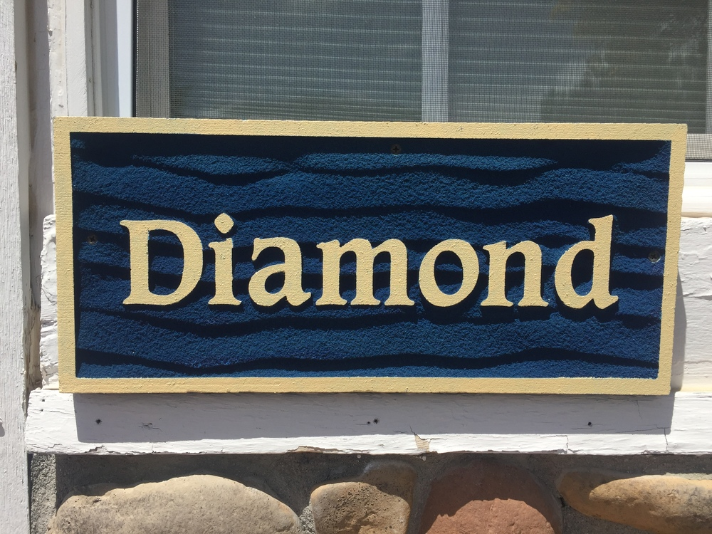 Diamond - Welcome!
