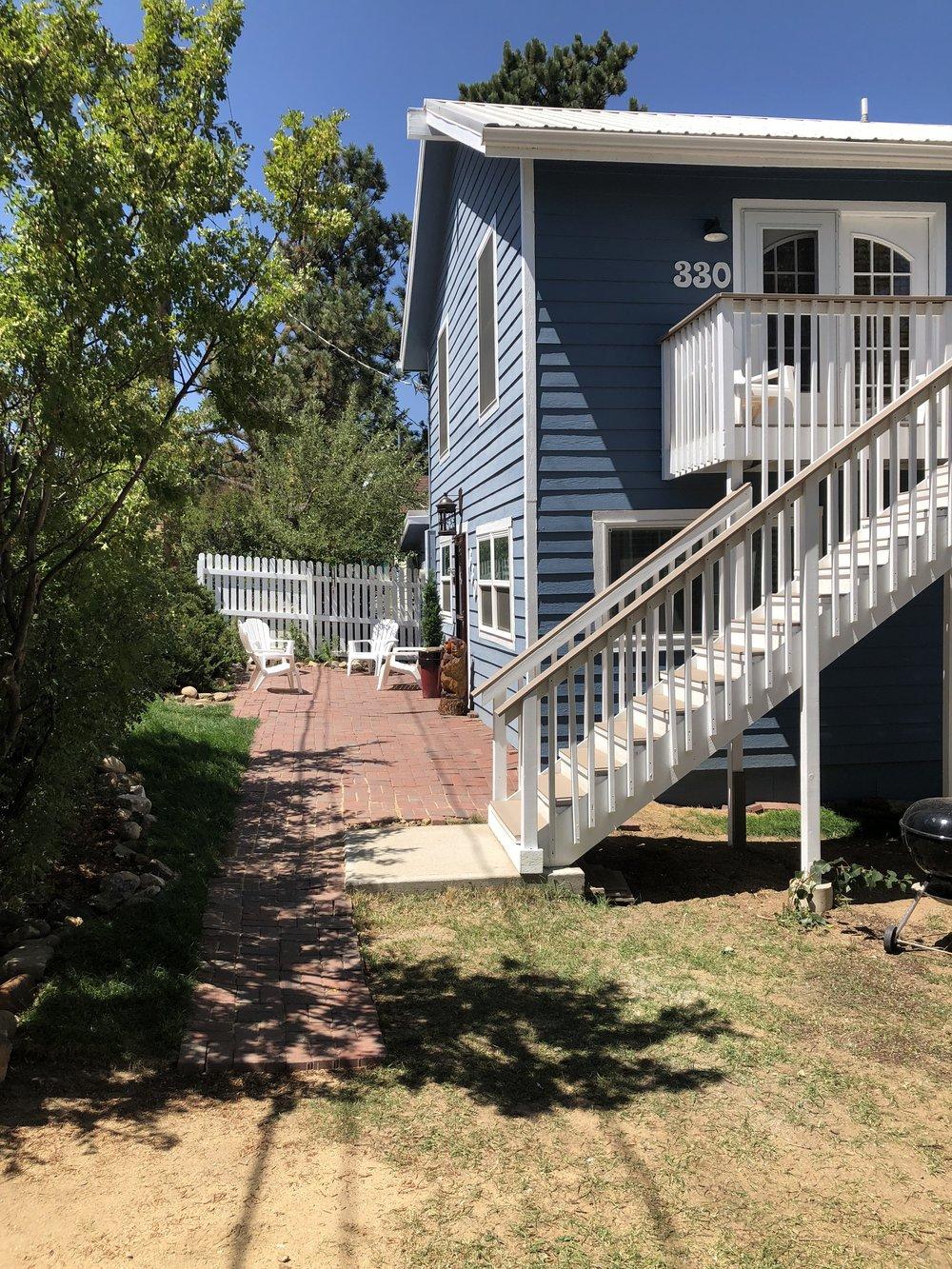 Virginia House - Exterior