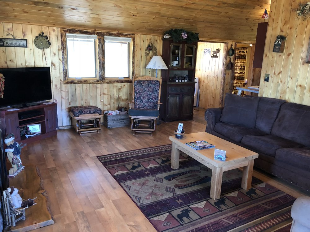 Bear Bottom - Living Area