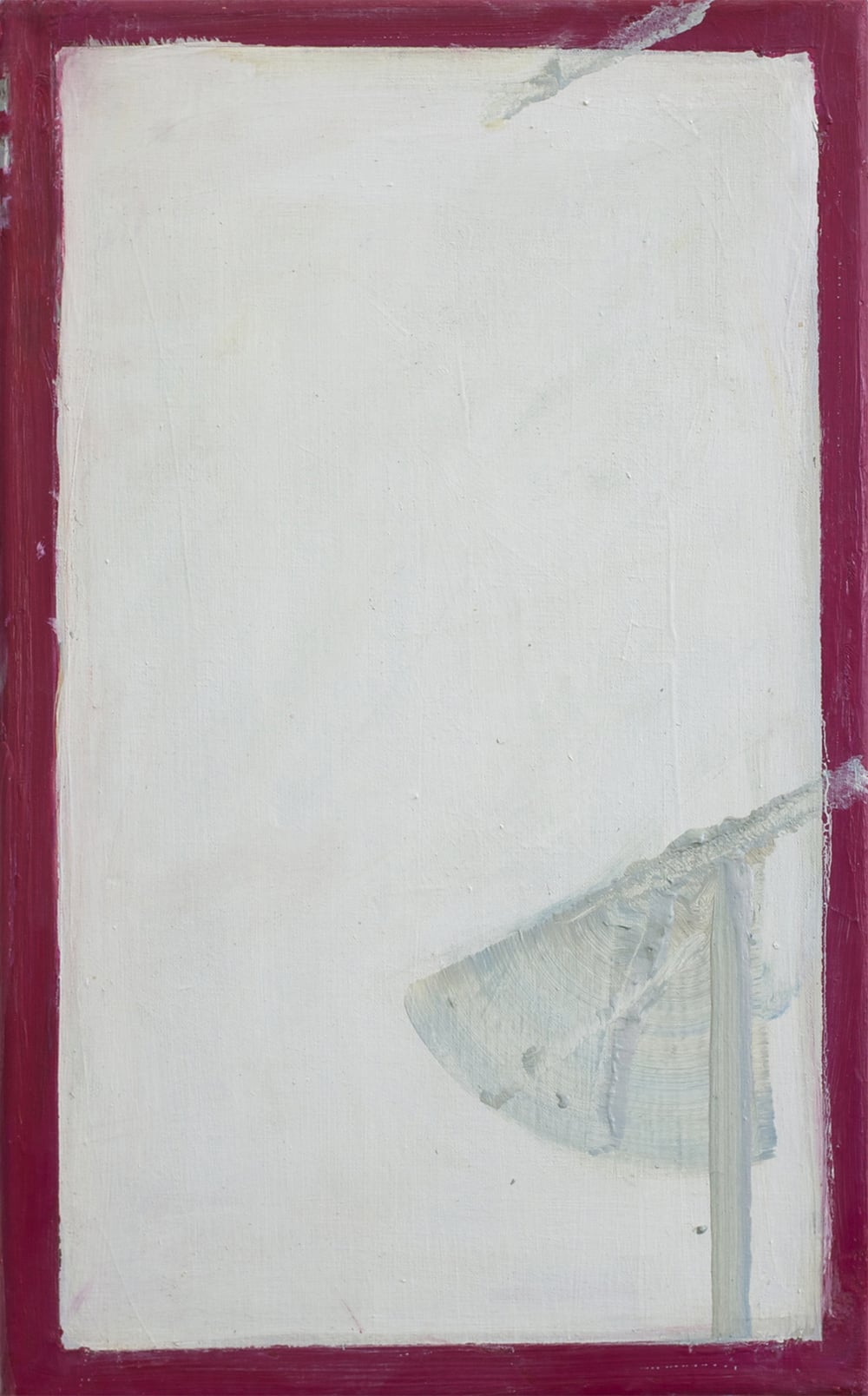 'Untitled' 2013 Oil on Linen 50 x 31 cm