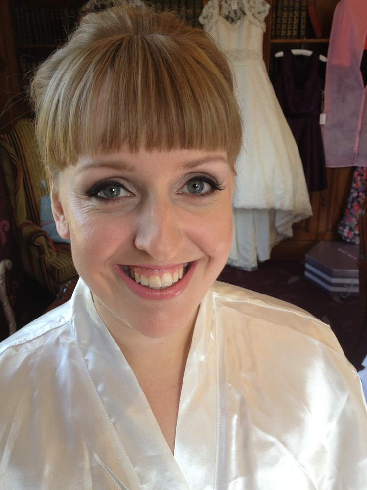Hampton manor wedding bridal makeup 2 .JPG
