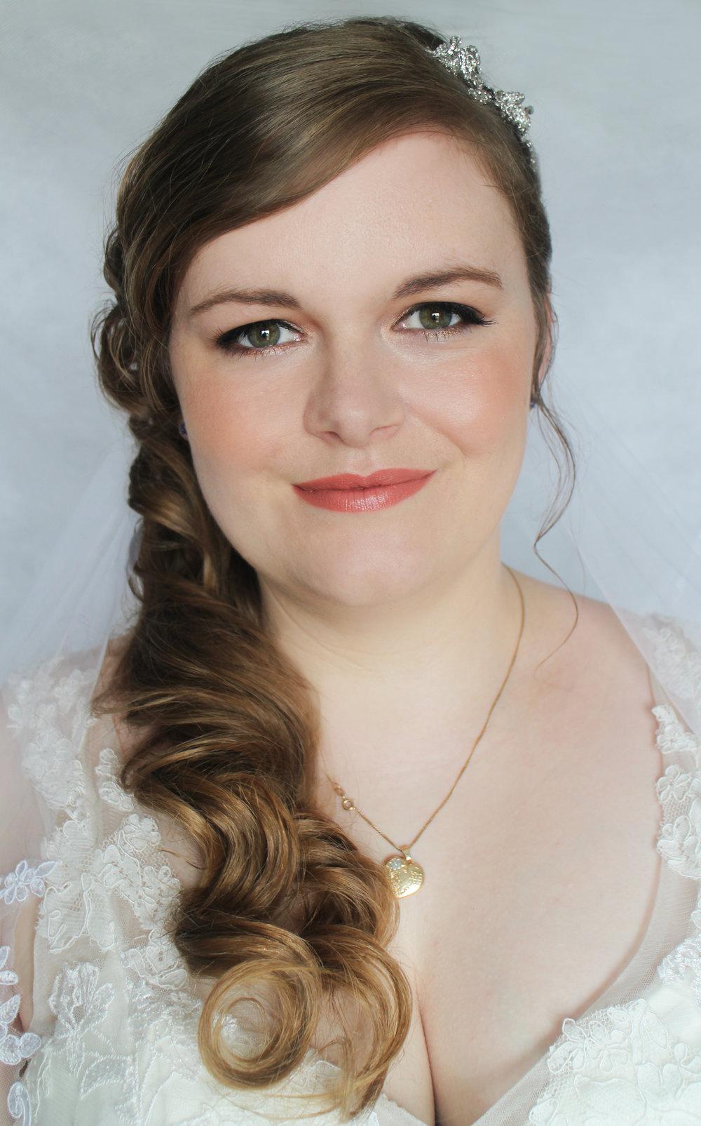 Photo/hair and makeup - Nicola Honey Artistry
