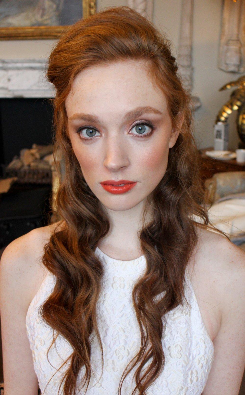 Bridal Hair and makeup by Nicola Honey Artistry