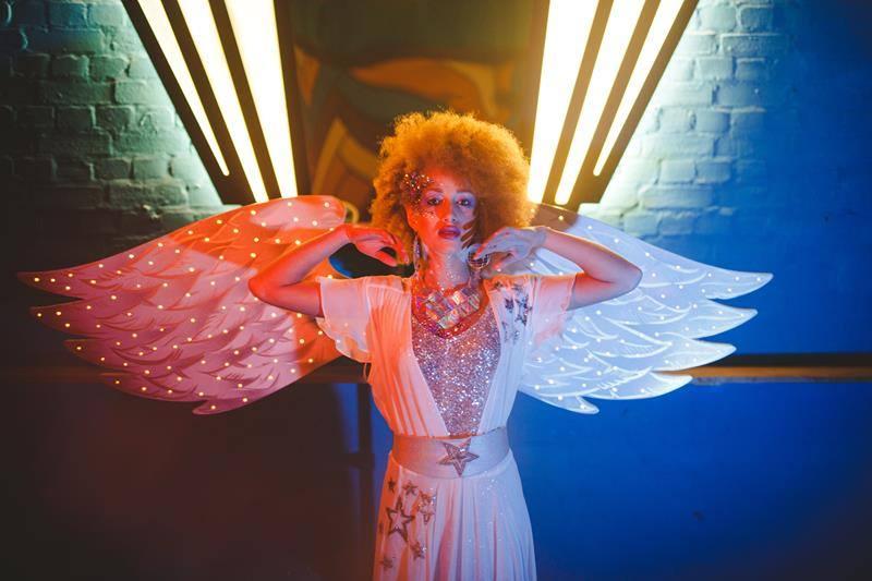 Model  @hollyalannawilliams  Photographer: @camerahannah  Designers: @thecoutureco , @crownandglory_ ,  Jeweler  @workingclasp , @janebowler  Hair and makeup: @nicolahoneyartistry ,  Glitter  @wishuponasparkle  Lighting/Props: @grandeluxeco