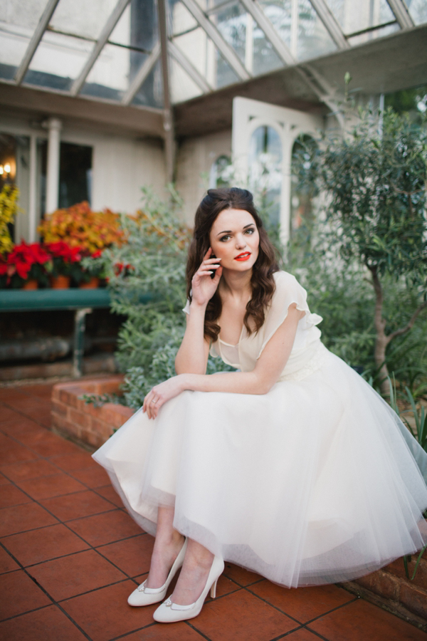 Hair and makeup by me-  Nicola Honey Artistry    Model - Jodi Lakin   Photography -  Emma Case    For  Rachel Simpson shoes.   Shot at  Botanical Gardens