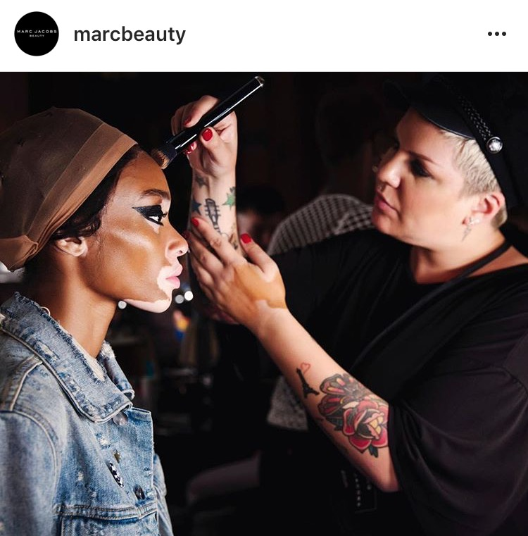 Source:  Marc Jacobs Beauty / @marcbeauty