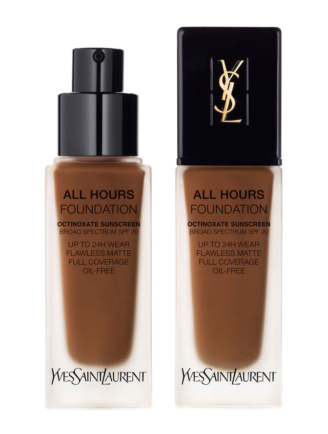 All Hours Foundation in Ebony by YSL    (Source:  YSL Beauty )