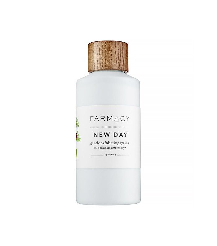 New Day Gentle Exfoliating Grains by FARMACY    (Source:  Sephora )