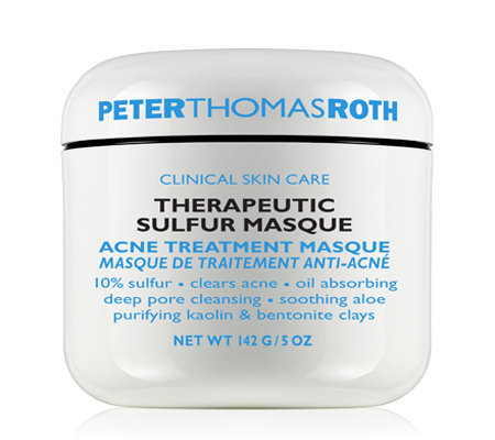 photo source: http://www.qvc.com/Peter-Thomas-Roth-Therapeutic-Acne-SulfurMasque.product.A330281.html