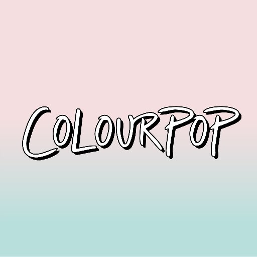 Source:  Colourpop (twitter)