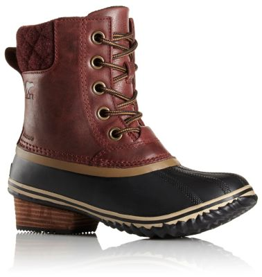 Women's Slimpack II Lace Duck Boot $145 on Sorel