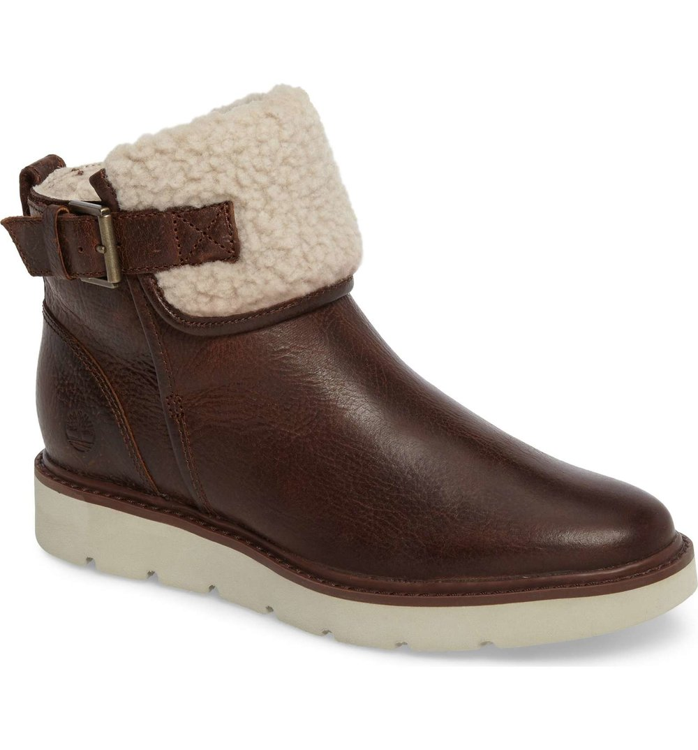 Timberland Kenniston Fleece Lined Boot $140 on Nordstrom