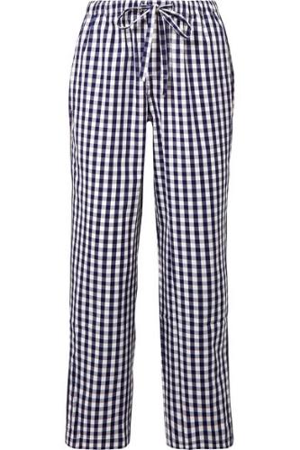 17 sleepy jones marina gingham cottom pj pants (courtesy of net-a-porter).jpg